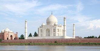 tajmahal tour by car